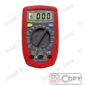 Wholesale UT33B Palm-Size Digital Multimeters