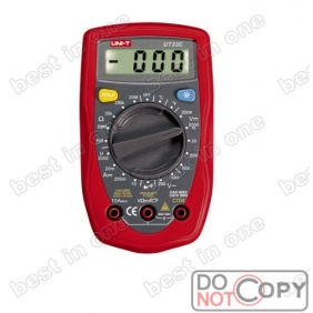Wholesale UT33C Palm-Size Digital Multimeters