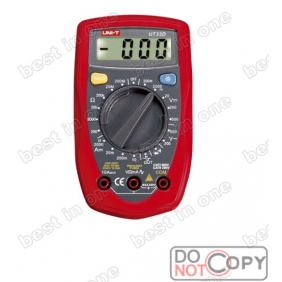 Wholesale UT33D Palm-Size Original Digital Multimeters