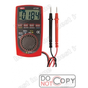 Wholesale UT10A Modern Pocket-Size Digital Multimeters