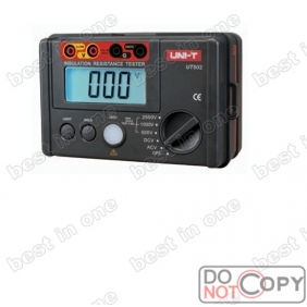 Wholesale UT502 Insulation Resistance Testers