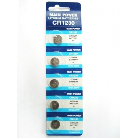 Wholesale CR1230 3V Lithium Batteries