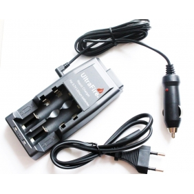 Wholesale UltraFire WF-139 Lithium Battery Rapid Charger with car charger