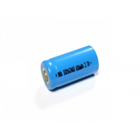 Wholesale IFR 16340 650mAh 3.7V Lithium battery ( 1pcs)
