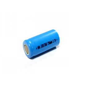 Wholesale ICR 17360 3.7V 750mAh Rechargeable high power battery ( 1pcs)