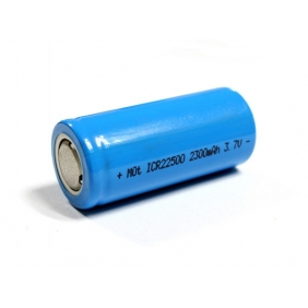 Wholesale Lithium li-ion battery 22500 3.7V 2300mAh battery ( 1pcs)