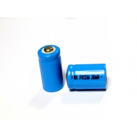 Wholesale LiFePo4 battery 15266( IFR CR2) 3.2V 200mah