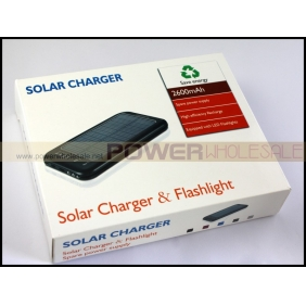 Wholesale Solar Charger (2600mAh)
