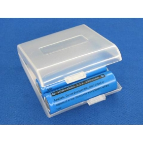 Wholesale Plastic Battery Protective Case for 4xAA