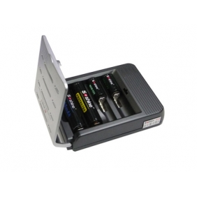 Wholesale Soshine 18650/RCR123 Li-ion Battery Charger|SC-S1 mix