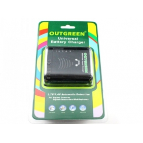 Wholesale Soshine OT-M30 outgreen Universal Battery Charger