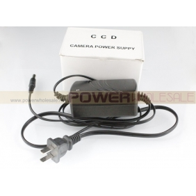 Wholesale DC12V  2A Power Supply Adapter Charger for CCTV CCD Camera