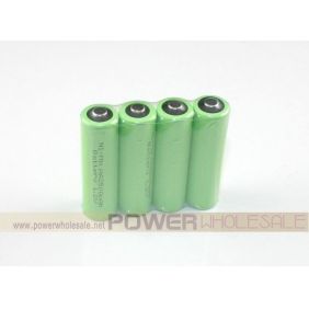 Wholesale AA 2500mAh 1.2V Ni-mh Rechargeable Battery(4pcs/pack)