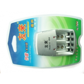 Wholesale Youlai YL-104 AA/AAA 9V Battery Charger