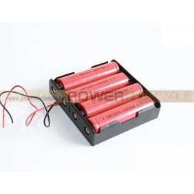 Wholesale 18650 Battery junction box(4pcs)