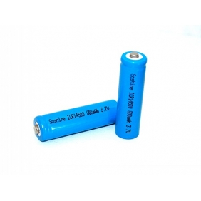 Wholesale Soshine ICR14500 800mAh 3.7V Rechargeable Li-ion Battery (2pcs)