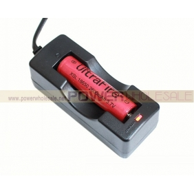 Wholesale 18650 Li-ion charger single groove battery charger