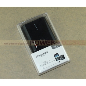 Wholesale Mobile Power for iPhone iPad Tab Xoom flyer 8800mAh 4400mAh |E4400