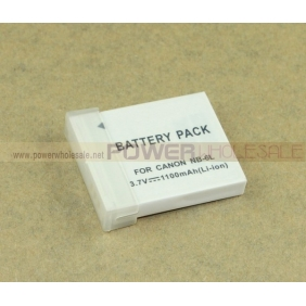Wholesale Camera Batteries for Canon NB-6L battery