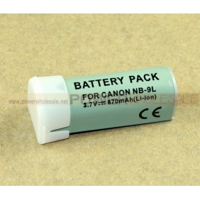 Wholesale Camera Batteries for Canon NB-9L
