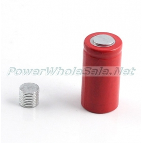 Wholesale Rare Earth Magnet Used As a Button Top for Flat Top Batteries(9.5x1mm)