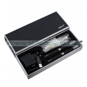 Wholesale 2012 NEW DESIGN eGo-T Cigarette(5 pcs cartridges)