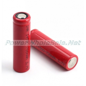 Wholesale IMR 14500 700mAh 3.7V LiMn battery( 1pc)