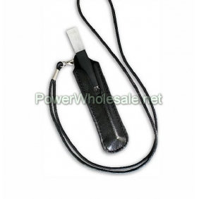 Wholesale Electronic Cigarette Leather Lanyard/Bag