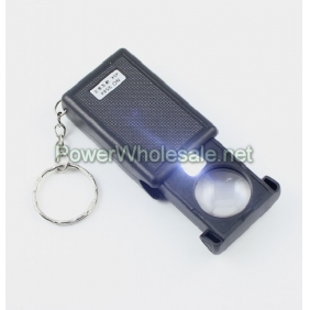 Wholesale 9584 45X Magnifier with LED Light