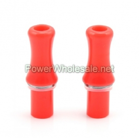 Wholesale Colorful Mouthpiece/Drip Tips for  Electronic Cigarette (Red)