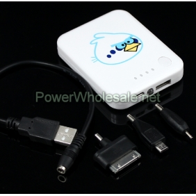 Wholesale BH-0085 3000mAh Mini Portable Cute Mobile Power Supply