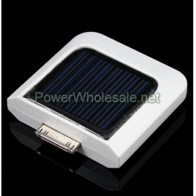 Wholesale 1600mAh Mini Portable Solar Mobile Power Station for iPhone/iPod
