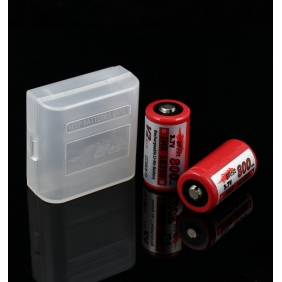 Wholesale Efest 2 X 18350 battery case