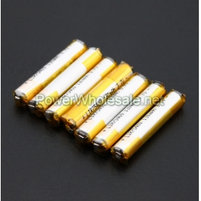 Wholesale LIR 75400 130mah 3.7V E-cigarette Battery