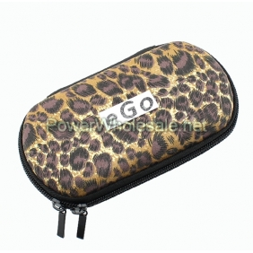 Wholesale Hard Protective medium ego Carrying Case(leopard printed)