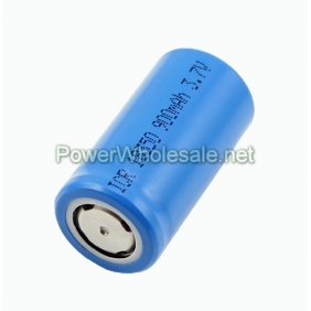 Wholesale ICR 18350 900mah 3.7V flat top rechargeable battery(2pcs)