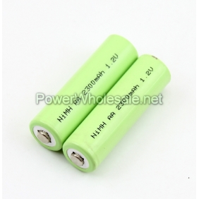 Wholesale Nimh AA 2300mah 1.2V Button top rechargeable battery