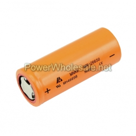 Wholesale MNKE IMR 26650 3500mAH 30A High Drain Battery