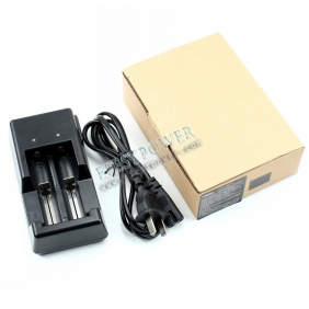 Wholesale TOMO V6-T2 Li-ion Battery Charger Dual Battery 18650 17650 14500 Charger 600mAh Charger