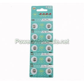 Wholesale SUNKING SK AG2 1.55V Alkaline Button Cells