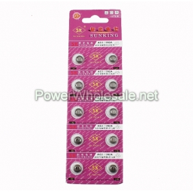 Wholesale AG3 Battery - Alkaline Button Cell Battery