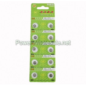 Wholesale SUNKING SK AG4 1.55V Alkaline Button Cells