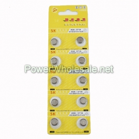Wholesale SUNKING SK AG6 1.55V Alkaline Button Cells