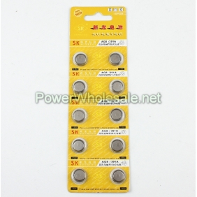 Wholesale SUNKING SK AG8 1.55V Alkaline Button Cells