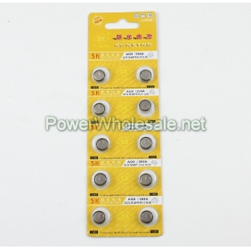 Wholesale SUNKING SK AG9 1.55V Alkaline Button Cells