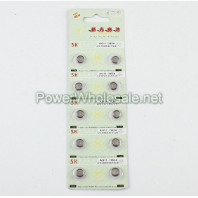 Wholesale SUNKING SK AG11 1.55V Alkaline Button Cells
