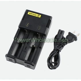 Wholesale Nitecore i2 charger sysmax 18650 battery charger with UK plug