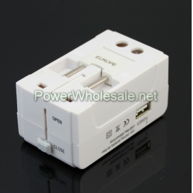 Wholesale The newest Universal Multiple Plug socket universal adapter