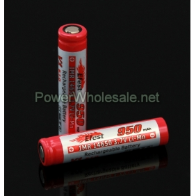 Wholesale The New Efest IMR 14650 3.7V li-Mn 950mah e-cigs/ mods battery(1pc)