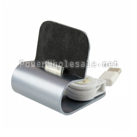 Wholesale The Newest Design seat charger with Aluminum alloy plate for cell phone